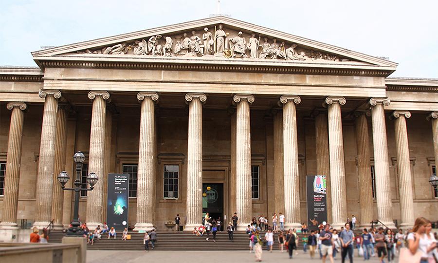 NMRパイプテクター®が導入された 「大英博物館」