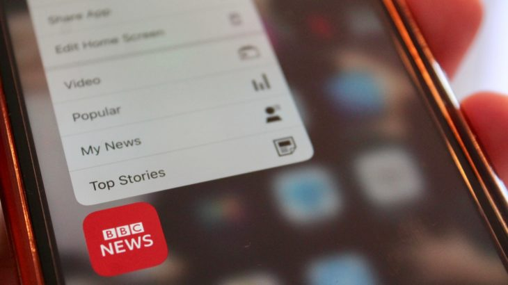 日本でも馴染み深い放送局「BBCニュース」